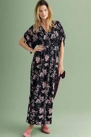 maxi kjole maxikjoler i forskellige farver shop online ellos dk