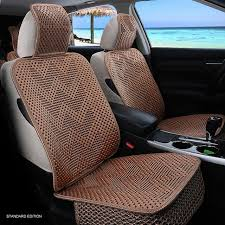 universal car seat cover ice silk seat cushion four seasons fit