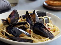 pasta with mussels recipe marcia kiesel food u0026 wine