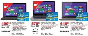 the best deals in laptop with core i7 black friday staples black friday 2013 ad leaks laptop desktop tablet pc