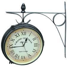 Pottery Barn Outdoor Clock 25 Unique Garden Clocks Ideas On Pinterest Beach Style Outdoor