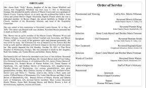 memorial program ideas notice template best 10 memorial service program ideas on