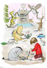 Decorate The Home Winnie The Pooh U0027s Reminder Of Britain U0027s Best Festive Traditions