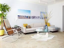 Livingroom Nyc Contemporary New York Loft Tara Benet Hgtv