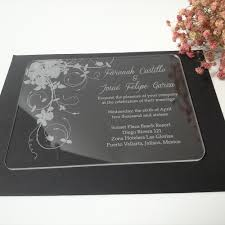 Sample Of Wedding Invitation Cards Aliexpress Com Buy Sample Order For Laser Engraving Clear