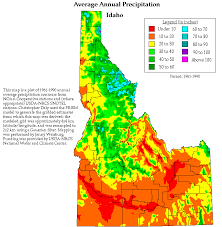 idaho zone map idaho climate map map