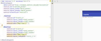 android layout tutorial tutorial 2 layouts ekta nijhawan medium