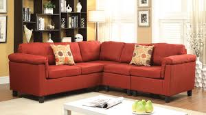 Reversible Sectional Sofas Cleavon Reversible Sectional Sofa With 2 Pillows Multiple Colors