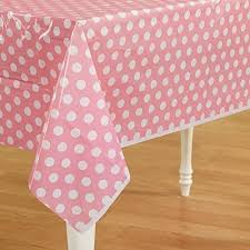Party Table Covers My Party Suppliers Lime Green Polka Dot Plastic Table Cloth