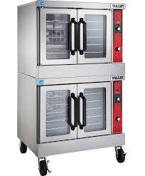commercial restaurant convection ovens vulcan equipment