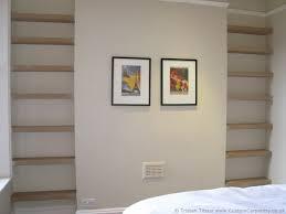 fitted floating shelves empatika