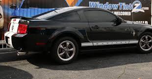 Mobile Window Tinting Phoenix Mustang Window Tinting Price And Percentages Windowtintz Com