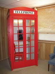 london phone booth bookcase red bookshelf superman telephone booth diy british telephone