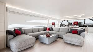lexus yacht interior ab yachts spectre 12 top yachts from the monaco yacht show