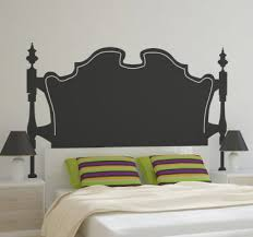 sticker pour chambre stickers tête de lit pour chambre tenstickers