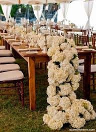 table runners wedding floral table runners weddings planning style and decor