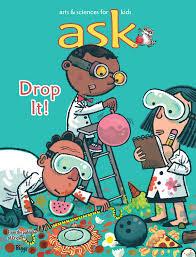 cricket media ask magazine science magazine for kids