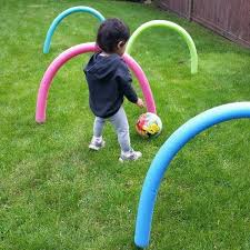 Backyard Obstacle Course Ideas 29 Dollar Store Finds That Will Keep Your Kids Busy All Summer