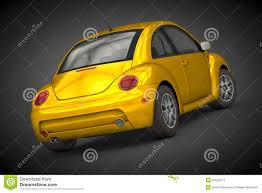yellow volkswagen beetle royalty free volkswagen new beetle 2004 royalty free stock photography