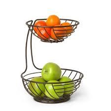 fruit basket stand 3 tier fruit basket wayfair