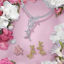 flowers with butterfly necklace images Discover our fine diamond jewellery collections graff jpg