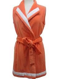 robe de chambre été femme peignoir éponge alpha collection régence régence mauve