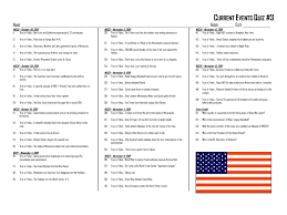 current events quiz 3 9th 12th grade worksheet lesson planet