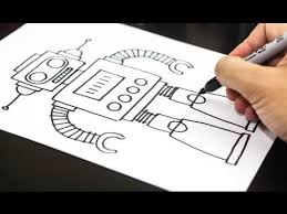 draw robot