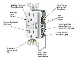 wiring an outlet to a light switch gfci light switch arealive co
