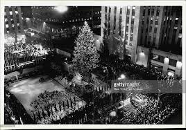 tree lighting at rockefeller center pictures getty images