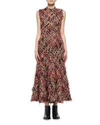 sleeveless fringe dress neiman marcus