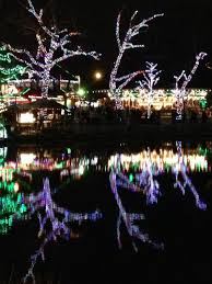 Turtle Back Zoo Light Show by Kennywood Holiday Lights Lovepgh Sand And Snow