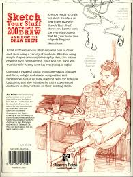 sketch your stuff 200 things to draw and how to draw them by