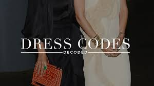 Comfortable Dress Code What Every Type Of Dress Code Really Means Stylecaster