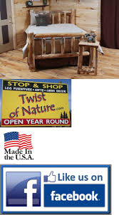 Bedroom Furniture Made From Logs Cedar Log Bedroom Furniture Bed And Bedding