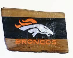 Broncos decor