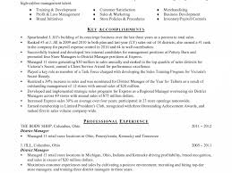 Sample District Manager Resume 70 Retail Store Manager Resume Example Resume Examples