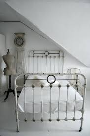 cheap metal bunk bed frame 17 best ideas about antique iron beds