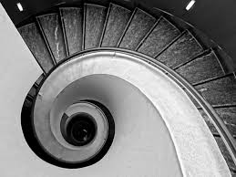 Spiral Staircase by Free Images Black And White Architecture Wheel Spoke Spiral