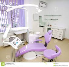 Interior Dental Clinic Dental Clinic Interior Design With Chair And Tools Stock Photo