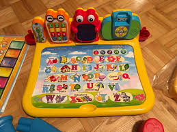 vtech activity table deluxe vtech touch and learn activity desk deluxe the knit wit by shair