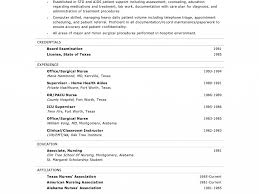 Registered Nurse Resume Samples Free by Grad Nurse Resume Objective Rn Templates New Registered Sample For
