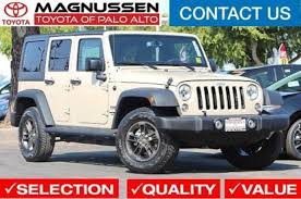 used jeep wrangler used jeep wrangler for sale special offers edmunds
