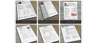 Best Resume Template App by Resume Templates For Visual Resumes The Muse