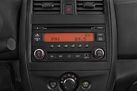 nissan versa reviews 2016 2016 nissan versa radio interior photo automotive com