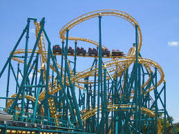 Dallas Texas Six Flags Lim Launched Coaster Videos U0026 Facts Coasterforce