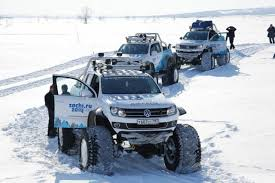 volkswagen winter fourtitude com sochi winter olympics reveals world u0027s coolest vw