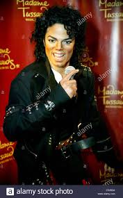 Michael Jackson Bad Album Michael Jackson Wax Figure Depicted To Represent What He Looked