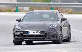 new porsche 4 door porsche panamera mk2 spyshots it u0027s 2016 u0027s new panam codenamed g2
