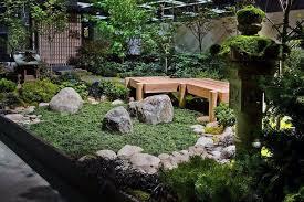 Zen Garden Patio Ideas Japanese Patio Garden Design Patio Landnscape Ideas Rocks
